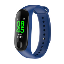SANDA M3 Heart Rate monitor Sport Pedometer Waterproof Smart Watch For Samsung Xiaomi Huawei iPhone
