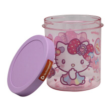 TECHNOPLAST Hello Kitty Fancy Revolution Canister 1.0 L