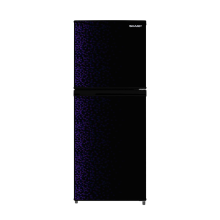 SHARP Kulkas 2 Pintu [256 L] SJ-316MG-GB - Ungu