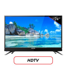 COOCAA LED TV 24 Inch HD - 24W3 [Free Bracket]