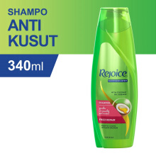 REJOICE Shampoo Anti Frizz 340ml