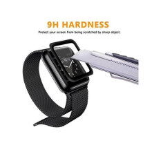 LOLLYPOP Full 3D Tempered Glass for Apple Watch 38mm