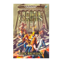 The Blood Of Olympus-The Heroes #5 - RICK RIORDAN - NOURA BOOKS PUBLISHING - 9786021306710