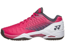 YONEX Shoes Power Cushion Eclipsion Tennis - Dark Pink