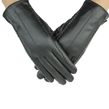 SiYing fashion Women's plus velvet windproof warm touch screen gloves