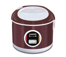 Sanken SJ-3020 Rice Cooker - Brown [2 L] Brown