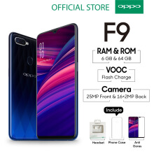 OPPO F9 6GB [6/64GB] - Twilight Blue