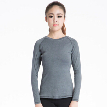 SBART Women Cool Dry Long Sleeve Workout Sports T Shirt Running Fitness Gym Tops Athletic Base Layer