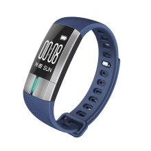 [kingstore] G20 Waterproof Smart Band Heart Rate Blood Pressure ECG Monitor Sport Bracelet Green