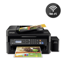 EPSON L565 Wifi All In One Printer (Print, Scan, Copy)