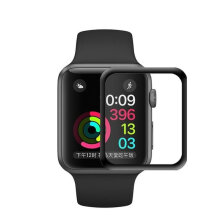 LOLLYPOP Full 3D Tempered Glass for Apple Watch 42m