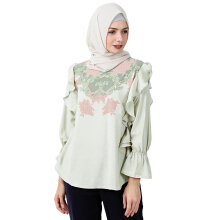RIA MIRANDA Towny Top Green