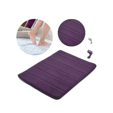 Vaping Dream - Keset Mat Bath Anti-Slip Busa SBR Memory Empuk Purple