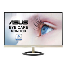 ASUS VZ279H Eye Care Monitor - 27 inch, Full HD, IPS, Ultra-slim, Frameless, Flicker Free, Blue Light Filter