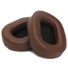 Earpads Ear Pad Cushion Pair for Audio-Technica ATH-M50X M20 M30 M40 M50 SX1 Brown