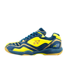 YONEX All England 03 - Yellow/Navy/Matte Gold