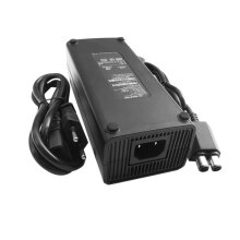 [COZIME] AC 100-240V Adapter Power Supply Charger Cable for X-BOX 360 Slim EU Plug Black