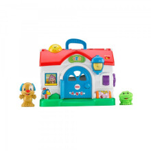 Fisher Price Laugh & Learn Puppy's Busy Activity Home 9M+