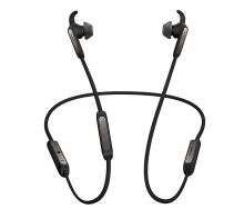 Jabra Elite 45e Wireless Bluetooth In-Ear Headphones - Black