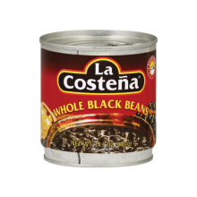 LA COSTENA Whole Black Beans (2pcs)800 g