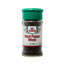 MCCORMICK Regular Black Peppercorn 35gr