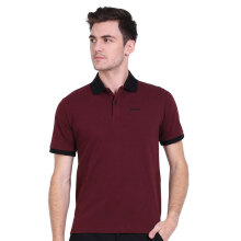 HAMMER Polo Fashion [A1PF453R2] - Maroon