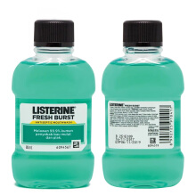 LISTERINE Mouthwash Fresh Burst 80ml