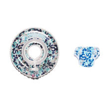 Swimava SWM212 Blue Camo G1 Starter Ring with Diaper - Blue Blue