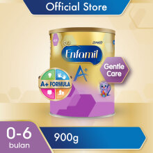 ENFAMIL A+ Gentle Care Susu Formula Tin - 900gr
