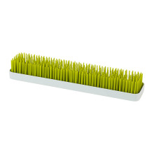 BOON Patch Long Grass (Spring Green/White)