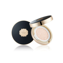 The Face Shop Miracel Finish CC Long Lasting Cushion - 201 Apricot Beige