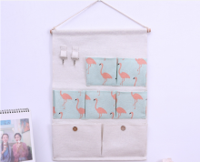 [free ongkir]RADYSA Pouch Gantung 7 Sekat - Flamingo Tosca Tosca Others