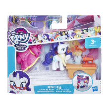 MY LITTLE PONY Rarity Loves To Style MLPE0675