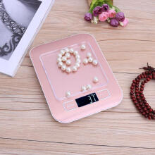 CNAIER household precision kitchen scale food electronic said baking balance 10 kg / g food ingredients said small scale