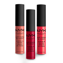 NYX Soft matte Lip Cream Bundle