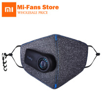Xiaomi Purely KN95 Anti-Pollution Air Mask with PM2.5 550mAh Battreies rechargeable three-dimensional structure
