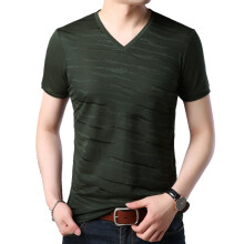 BestieLady 1809 V-neck T-shirt