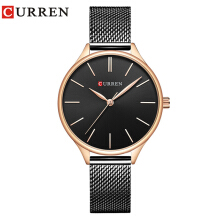 CURREN 9024 Watches Women Luxury Brand Business Watches Casual Watch Quartz Watches relogio masculino