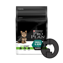 PRO PLAN 7 kg puppy small and mini optistart