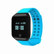 SANDA Z66 Blood Pressure Heart Rate Monitor  IP67 Waterproof Pedometer  Smart Band For IOS Android