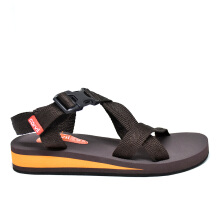 CARVIL Sandal Sponge Gunung Ladies Moneta Brown