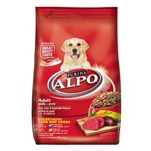 ALPO 3 kg adult beef. liver and vegetable