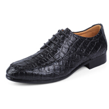 Zanzea Large Size  Men Lace Up Leather Oxfords Pointed Toe Formal Shoes