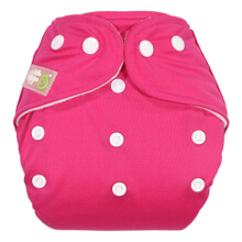 Clodi Popok Kain Bayi Little Hippo Eco - Color Pink