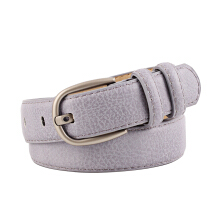 SiYing Fashion multi-color ladies pin buckle belt