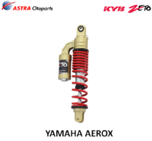KAYABA Zeto R Shock Absorber Yamaha Aerox - Red (KYOS-ZT1190Z) Red