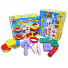 Fun Doh Dream Cake Box Set Including 3 pcs Doh