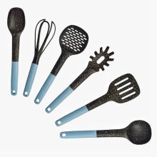 IDEALIFE - Kitchen Utensils Spatula Sodet Tools (NYLON) - Peralatan Masak - IL-172