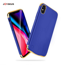 JOYSEUS Apple iPhone X Battery Case Ultra Slim Extended Battery 5500mAh Power Bank Charger Case