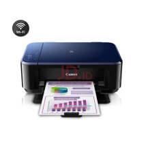 Canon E560 MM Wi-Fi All In One Inkjet Printer (Print, Scan, Copy)